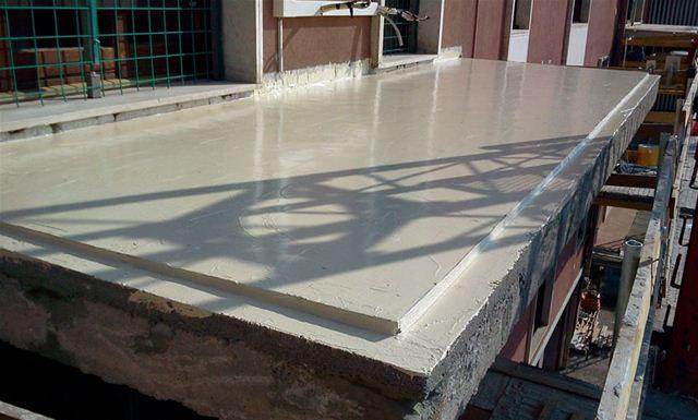 Impermeabilizzazione vecchi terrazzi e fioriere guida - Impermeabilizzazione balconi ...