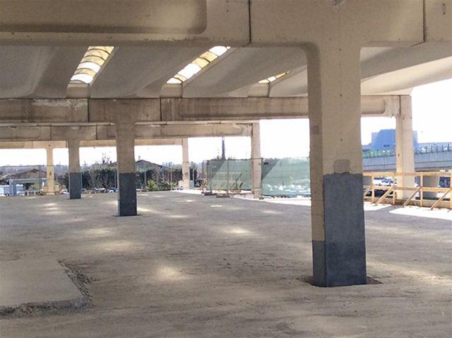 Parcheggio Metrobus Sant'Eufemia - Guida Materiali Edili