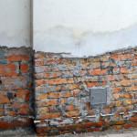 Risanamento murature umide per risalita capillare