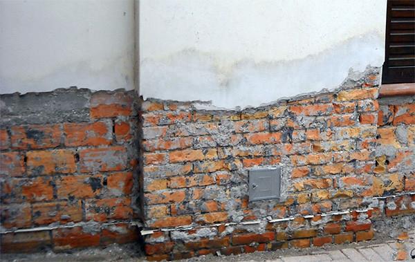 Risanamento murature umide per risalita capillare guida - Risalita capillare ...