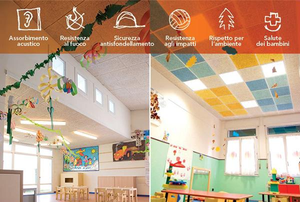 riqualificazione edilizia scolastica