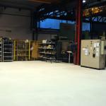 pavimentazione industria meccanica