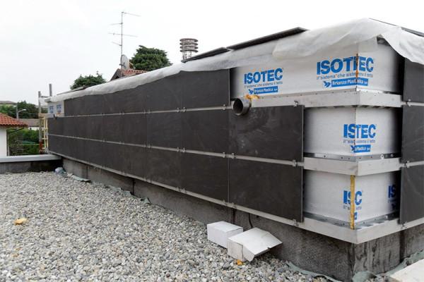 Isolamento termico guida materiali edili