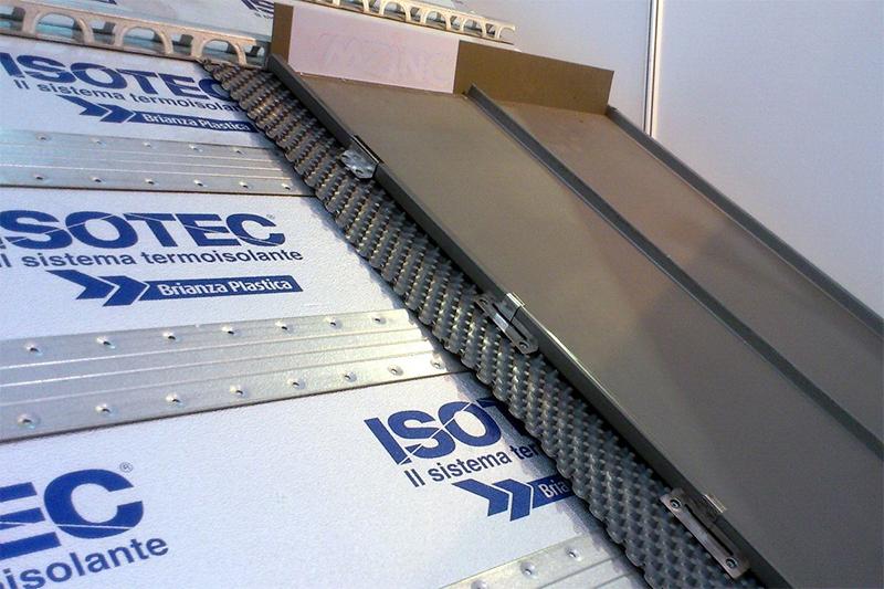 Isotec linea guida materiali edili