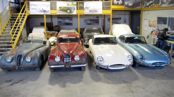 Pavimento garage per auto storiche guida materiali edili - Garage pavimento ...