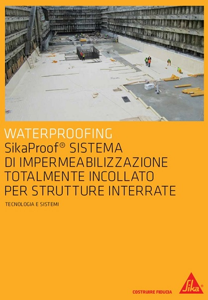 copertina waterproofing