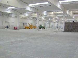 pavimenti industriali senza fessurazioni
