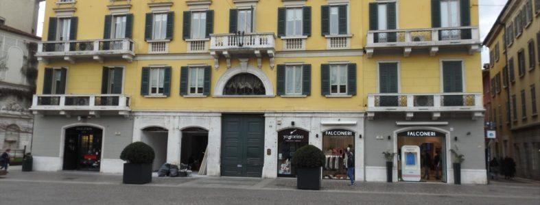 edificio corso Zanardelli BS